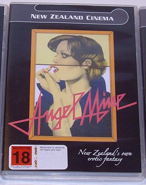 Angel Mine DVD cover