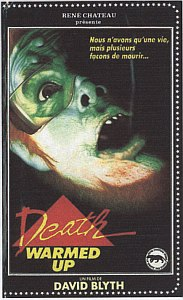 death warmed up - french poster